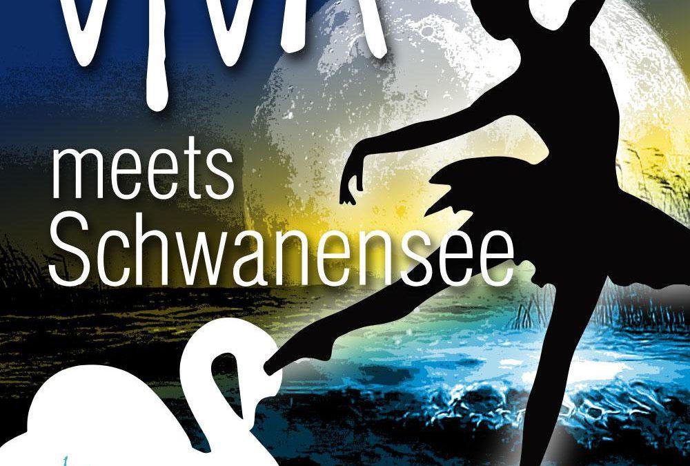 Online Ticket hier erwerben: VIVA meets Schwanensee