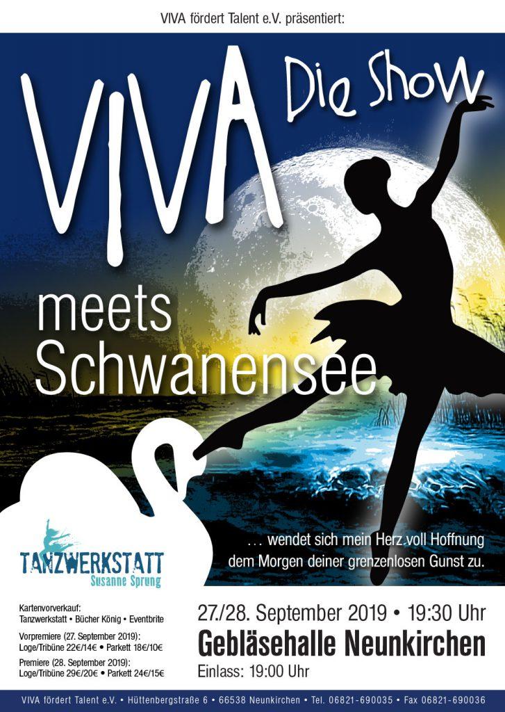 VIVA meets Schwanensee